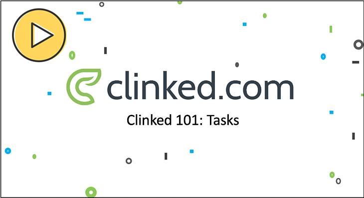 Clinked 101 - Tasks