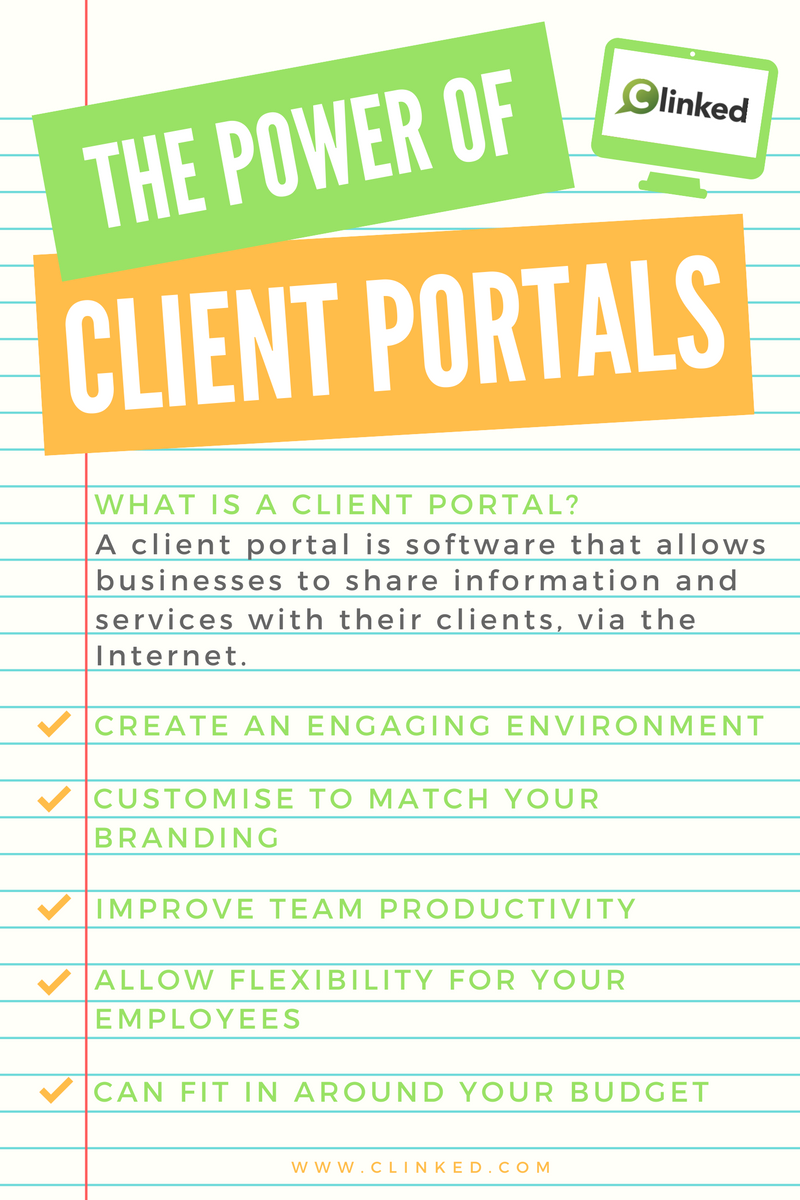 The Power Of Client Portals