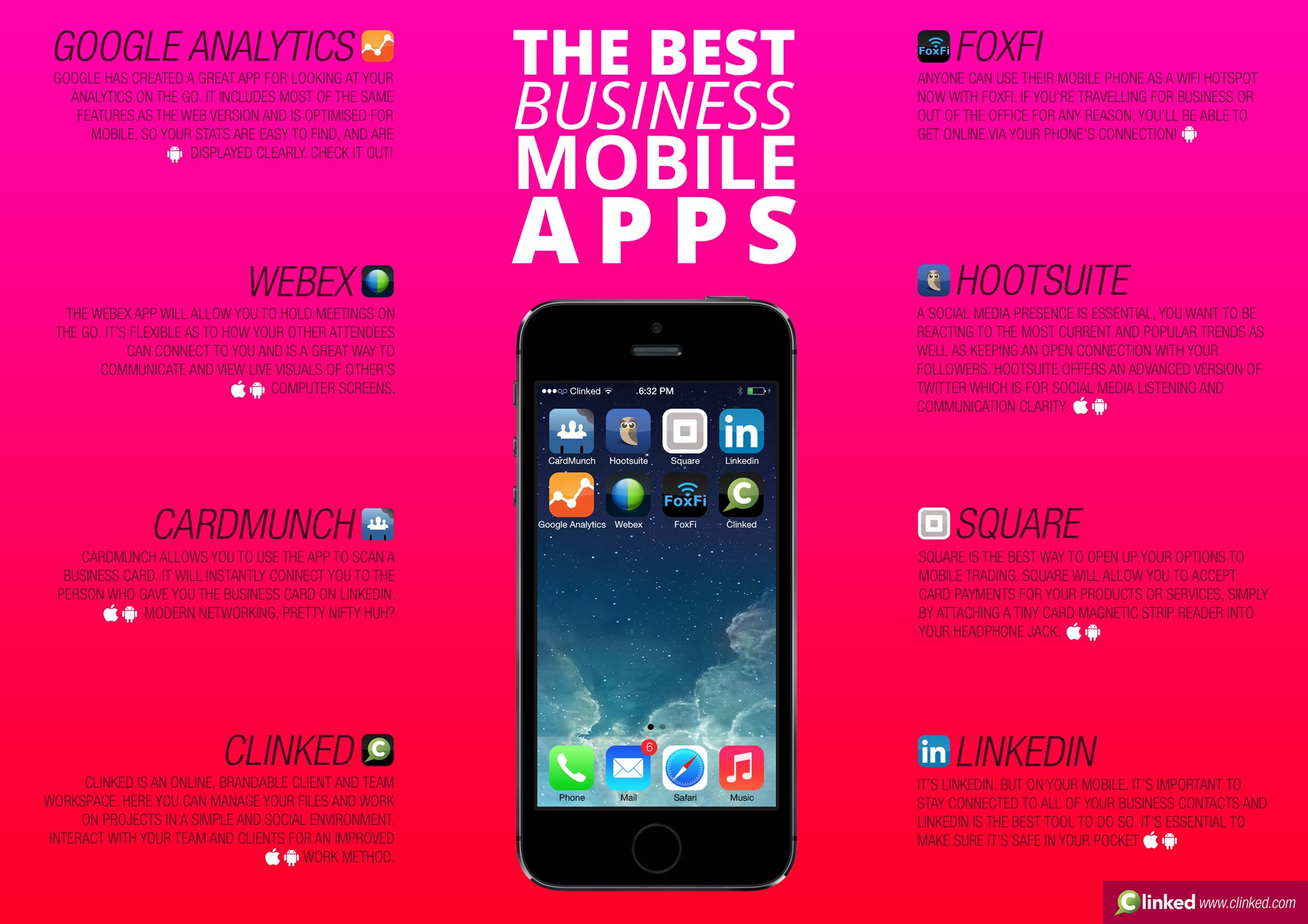 best business mobile app