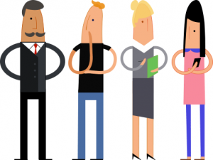 cloud software characters