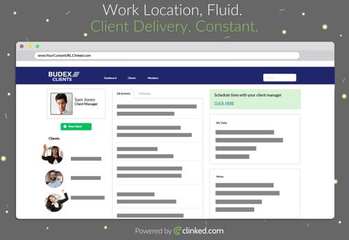 work location fluid