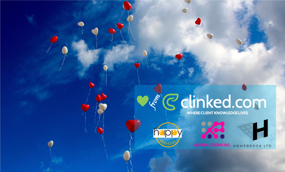 Clinked Client Stories: Sharing the Love