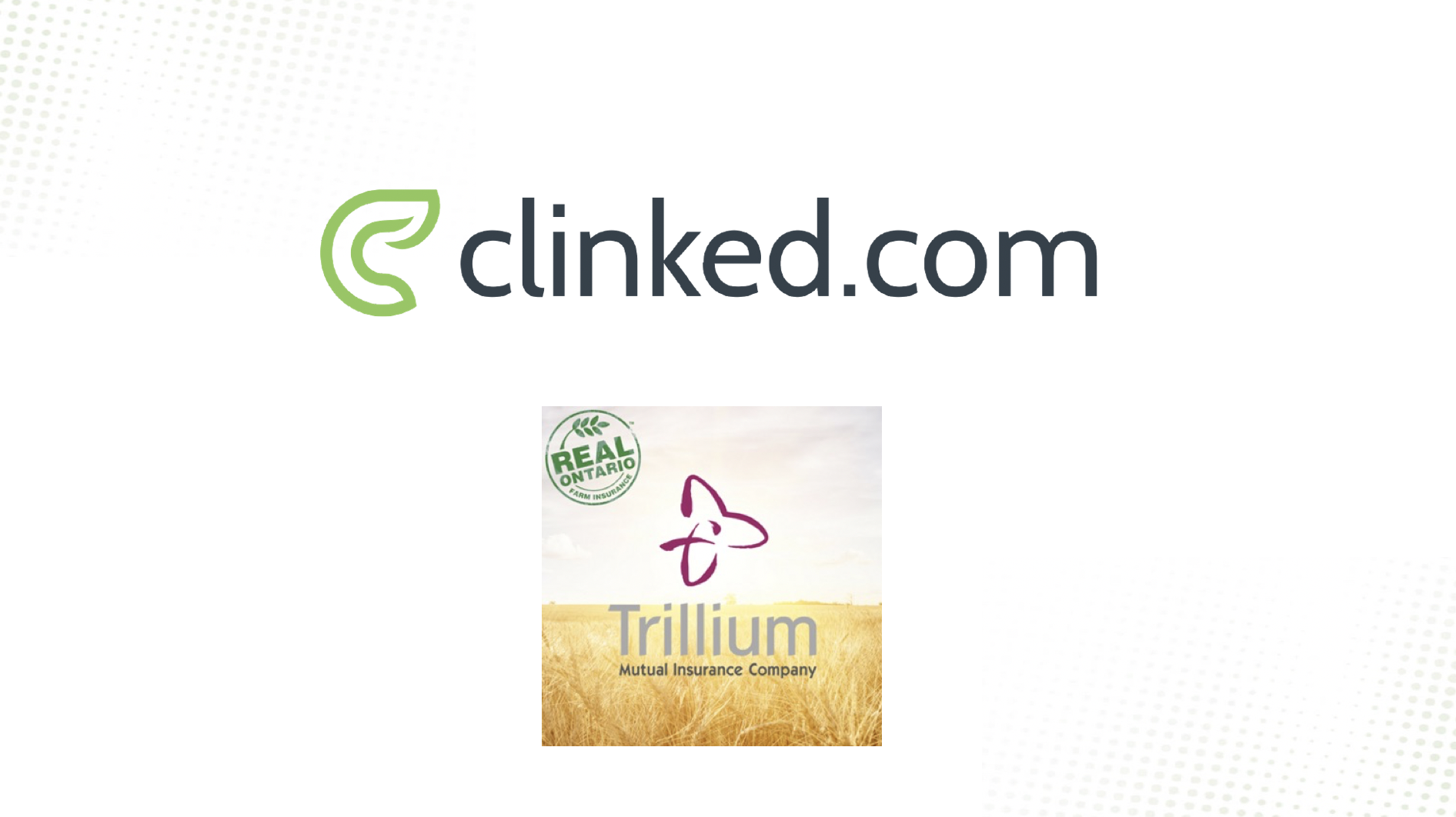 How does Trillium Mutual Insurance Company use Clinked to improve client communication?