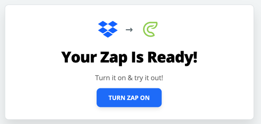 How to: Clinked & Zapier